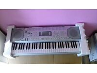 £40 casio ctk-800 keyboard please no time wasteing people