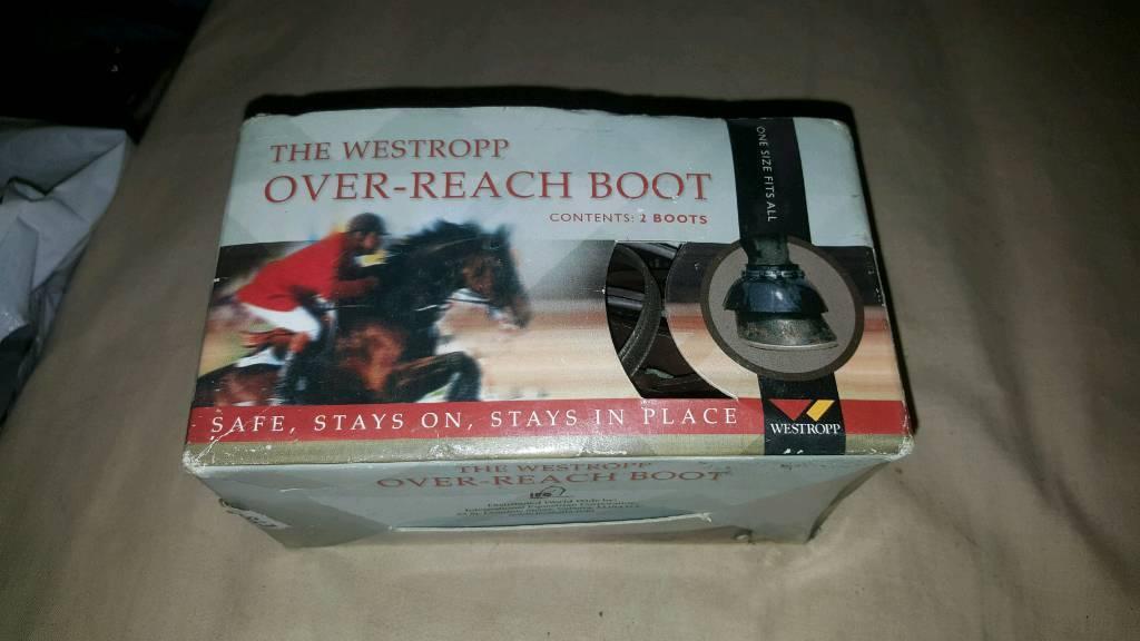 Westropp petal over reach boots