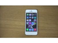 iPhone 5 like new on Vodafone