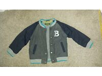 Ted Baker boys jacket aged 2 - 3 years old