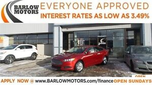 2013 Ford Fusion SE (APPLY NOW DRIVE NOW)