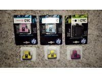 Hp 363 ink cartridges