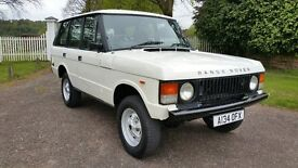Range rover Classic - superb early 4 door