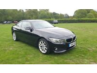 BMW 420,2 OWNERS FROM NEW,FSH BMW,PARKING SENSORS,HEATED SEATS