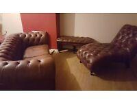 Chesterfeild sofa set