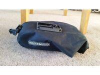 Ortileb Waterproof Saddle Bag Very Good Condition