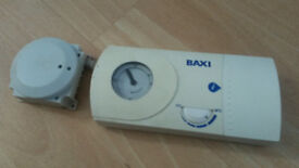 Baxi Mechanical Wireless Room Thermostat