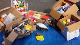 Pre 2000 Car Replacement Parts Old But Unused Make Ideal Car Boot/Auto Jumble