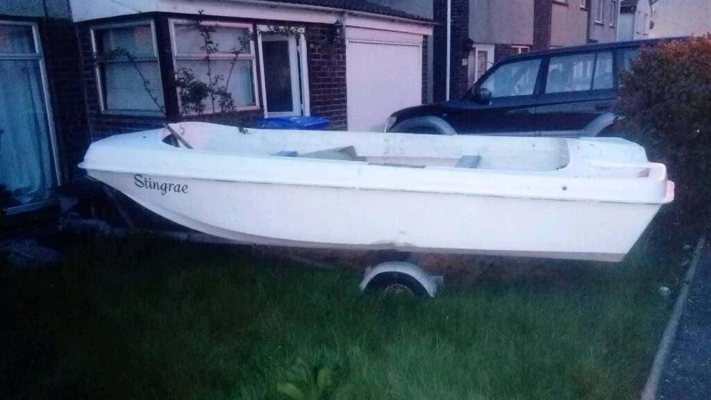 Dory Boat for sale - unfinished project | in Prestwick, South ...