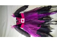 Girls 3-4 witches costume