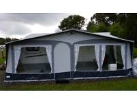 Walker Fusion all season awning