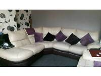For re sale 5 seat corner sofa and 2 seater