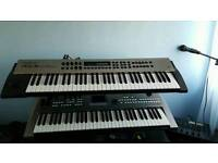 Roland rs5 synthesizes