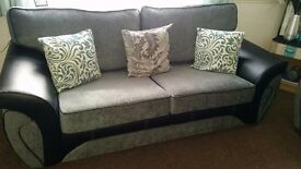 As new sofas exellent condition