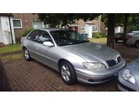 Vauxhall Omega 2.2 for sale, years MOT, 97000 miles, great runner, all mod cons.