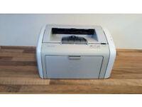 HP LaserJet 1020 A4 black and white USB printer