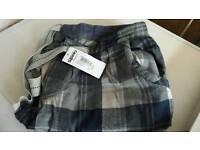 BNWT superdry lounge pants size large