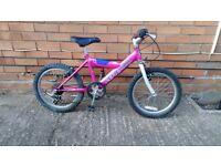 For sale bike for girls 5-8 years old