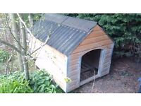 4ft x 6ft Pig Goat Sheep Geese Livestock Ark Animal Stable Shelter Shed