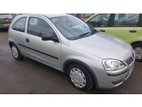 VAUXHALL CORSA LIFE 1.0 LTR , LOW MILES ONLY 56,000 , 2 OWNERS , LOW INSURANCE ....£1495