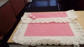 Baby blanket for salw