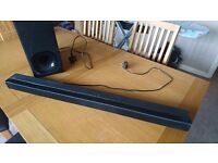 Sony CT180 2.1 Sounbar with Bluetooth, NFC and Remote Control