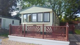 Blairgowrie Holiday Park - 2005 Willerby Westmorland for Sale (35ft x 12ft 2 bedrooms)