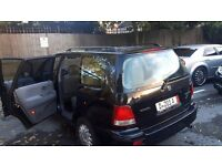 HONDA SHUTTLE LHD GERMANY REGISTRATION AUTOMATIC GEAR LEFT HAND DRIVE GREY Cloth interior, Air-Cond