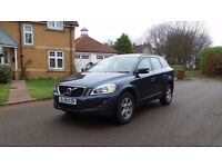 VOLVO XC60 2.4 D SE 5d AUTO 175 BHP PARK ASSIST, LEATHER TRIM, 1 OWNER, FULL VOLVO SERVICE RECORD