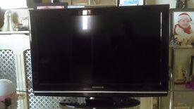 Techwood 32 tv black
