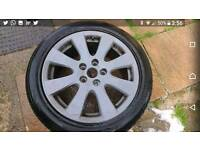 Toyota avensis 17 inch Alloy