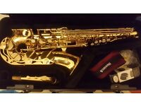 Yamaha YAS275 alto saxophone in fabulous condition