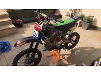 Pitbike yx140cc