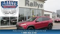 2015 Jeep Cherokee TRAILHAWK V6 -Nav-Leather- TECH