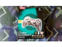 LOGITECH CORDLESS RUMBLEPAD 2 - VERY GOOD CONDITION