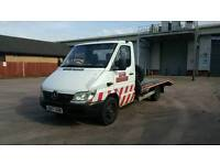 MERCEDES SPRINTER RECOVERY TRUCK 311 CDI