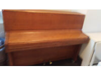 Piano upright perfect working order