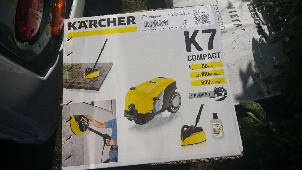 brand new karcher k7 compact power wash in blackpool lancashire gumtree. Black Bedroom Furniture Sets. Home Design Ideas