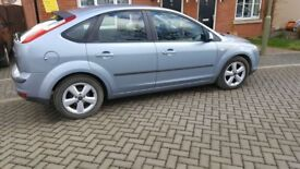 Ford Focus Zetec Automatic car