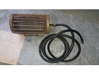 compact heater (calor gas) ideal for green house or shed