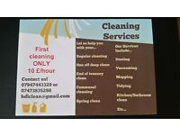 CLEANING SERVICE IN BANCHORY AND SURROUNDING AREAS