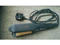 Ghd ss hair straighteners wide plate