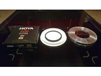 HOYA 62mm HD UV DIGITAL FILTER