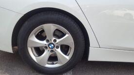 BMW 320D 2.0 efficientdynamics year 2013