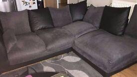 L Shaped 4 Seater Sofa