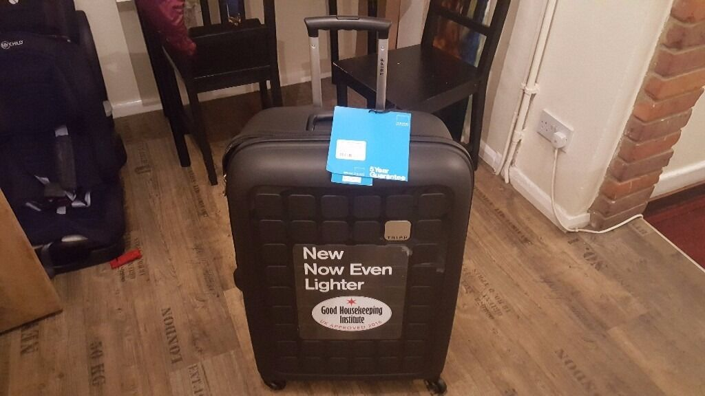 TRIPP LARGE SUITCASE - BRAND NEW STILL BOXED - £45 | in Luton ...
