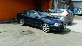 Awd 2.4 turbo volvo 12 month mot 80000 miles from new