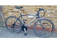Ammaco hybrid bike