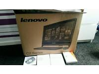 Lenovo desk top computer