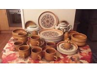 Denby Pottery Mint Condition Will sell in sets as required Please Ask Reduced now